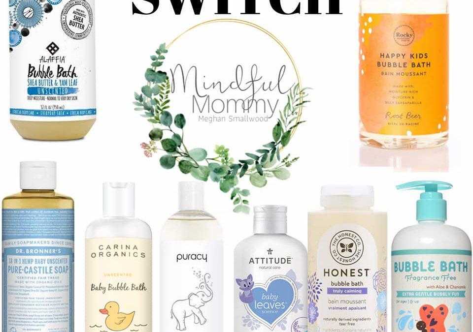 Toxin Free Bubble Bath
