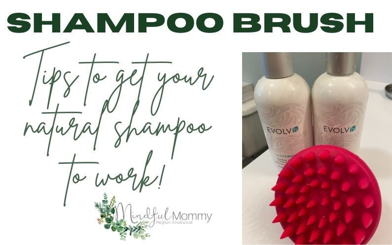 How to get your natural shampoo to work!