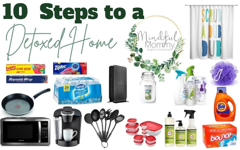 10 Simple Steps to a Detoxed Home